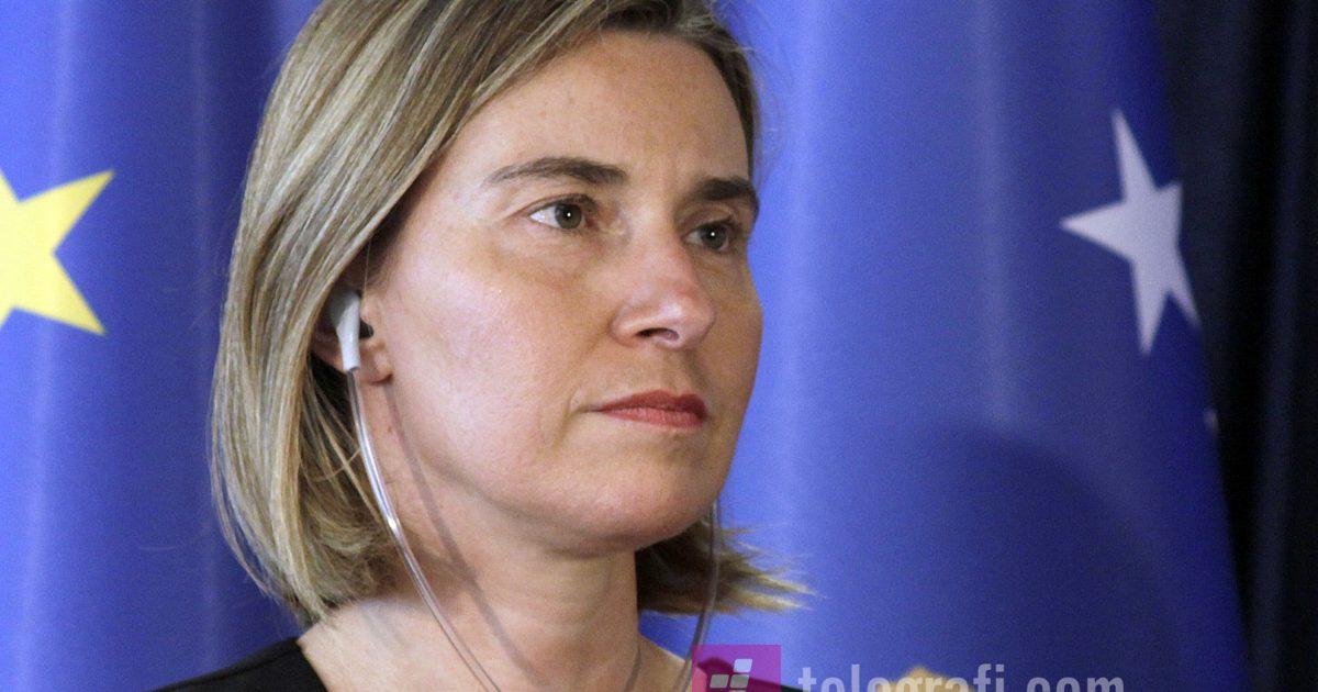 Federica Mogherini kërkon nga Ekipi negociator heqjen e taksës
