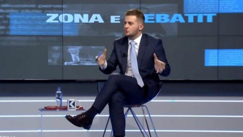 Deklarata e Gent Cakajt për ndryshimin e kufijve në Ballkan, për të cilën supozohet se presidenti Meta nuk e dekretoi (Video)