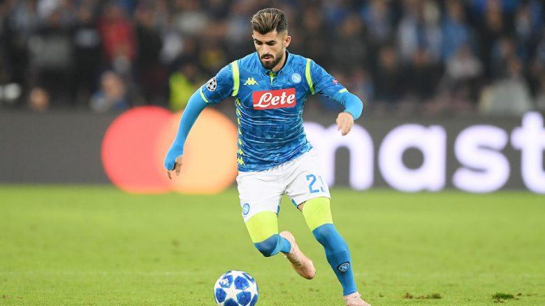 Ancelotti e konfirmon: Hysaj dëshiron të qëndrojë te Napoli