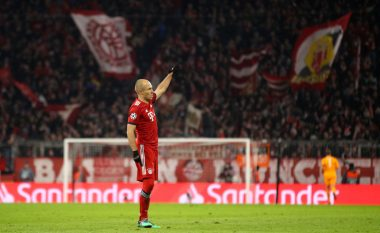 Robben: Krenar për interesimin e Interit, do ta marr shpejt vendimin për të ardhmen