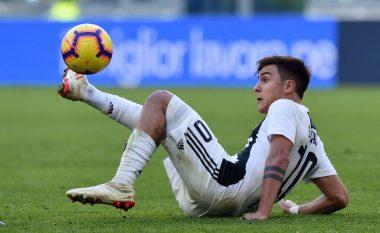 Juventusi i vë çmimin Paulo Dybalas
