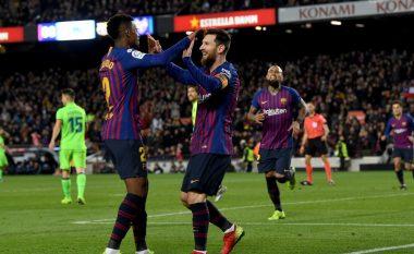 Messi edhe me një rekord, hyn në 'klubin e 800'