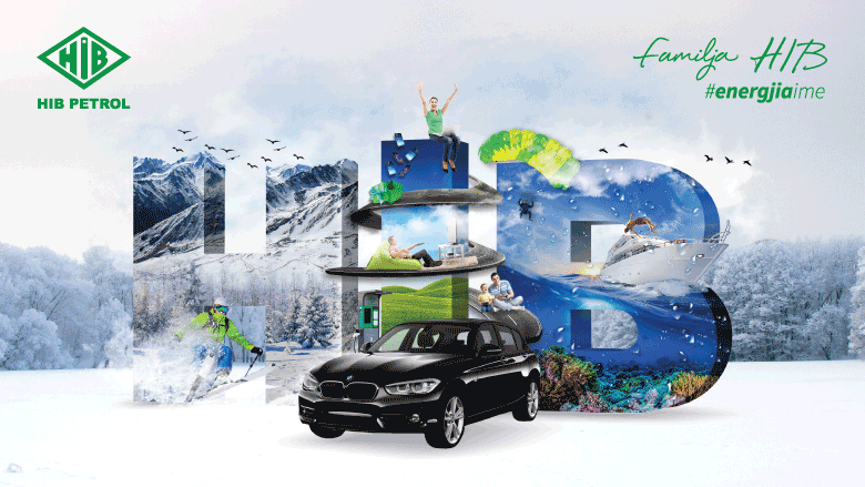 HIB Petrol shpërblen konsumatorët gjatë gjithë vitit, premia kryesore – BMW 1
