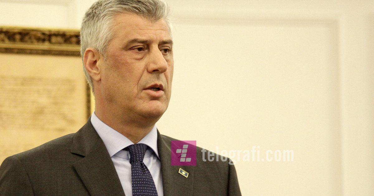 Thaçi: Aksidenti në Gjilan ngjarje shumë e hidhur e ditës