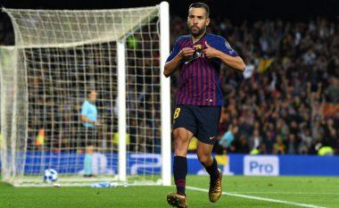 Alba: Prioriteti im është të qëndroj dhe të pensionohem te Barcelona