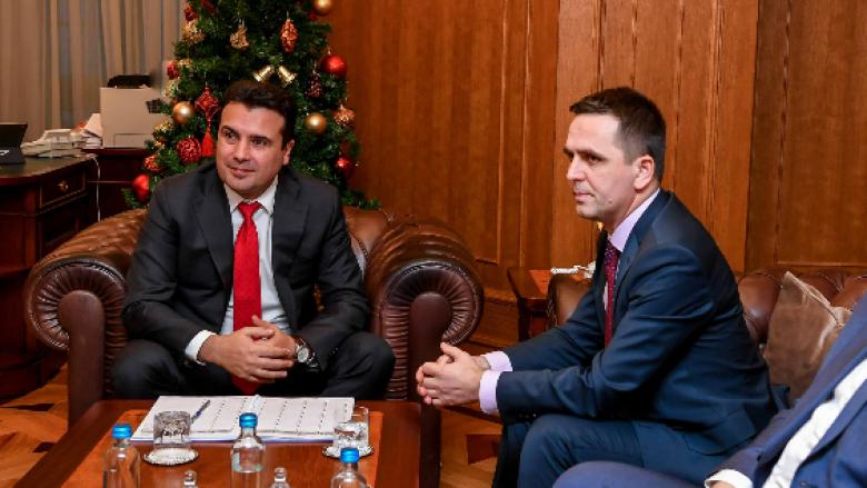 Zaev dhe Kasami akoma pa marrëveshje, fillimi i seancës ende i paqartë