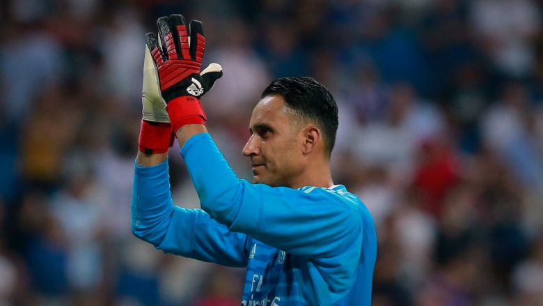Keylor Navas (Foto: Gonzalo Arroyo Moreno/Getty Images/Guliver)