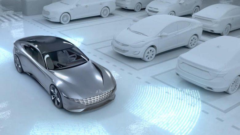 Kia dhe Hyundai sëshpejti me makinat moderne që kontrollohen nga telefonat e zgjuar (Foto)