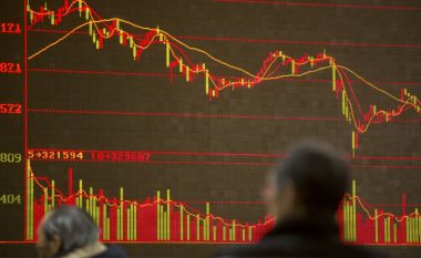 Kina shënon rritjen më të ulët ekonomike në dekada