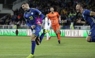 Zeneli barazon rezultatin ndaj Bullgarisë me një supergol nga distanca