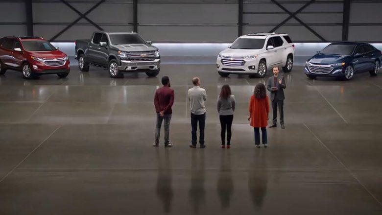 Largohet reklama kontroverse e Chevrolet, pas ankesave nga Ford, Honda dhe Toyota (Foto)