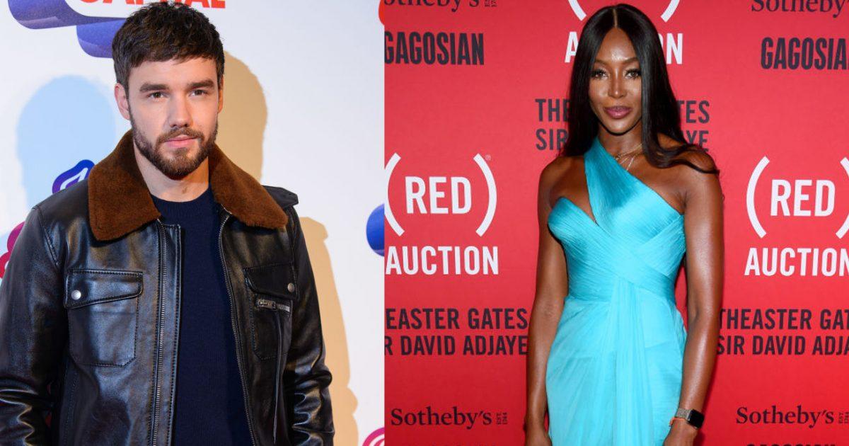 Naomi Campbell flirton me Liam Payne në rrjetet sociale