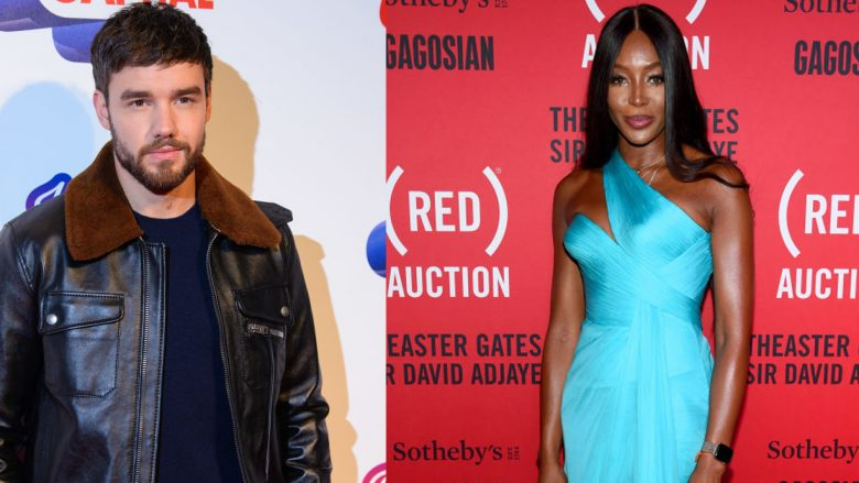 Liam Payne, Naomi Campbell (Foto: Getty Images/Guliver)