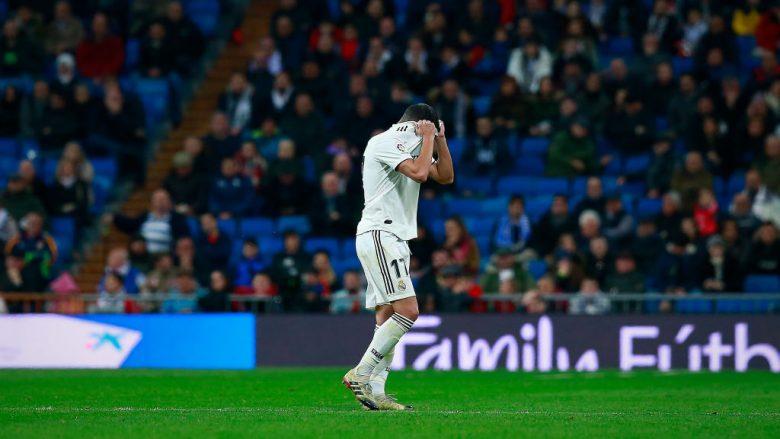 Lucas Vazquez i dëshpëruar pas përjashtimit ndaj Sociedadit (Foto: Gonzalo Arroyo Moreno/Getty Images/Guliver)