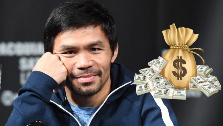 Manny Pacquiao (Foto: Getty Images/Guliver)