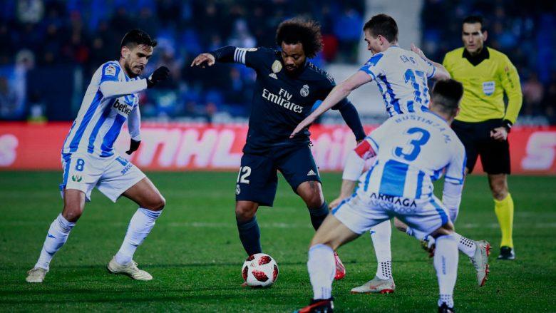 Marcelo ndaj Leganes në Kupën e Mbretit (Foto: Gonzalo Arroyo Moreno/Getty Images/Guliver)