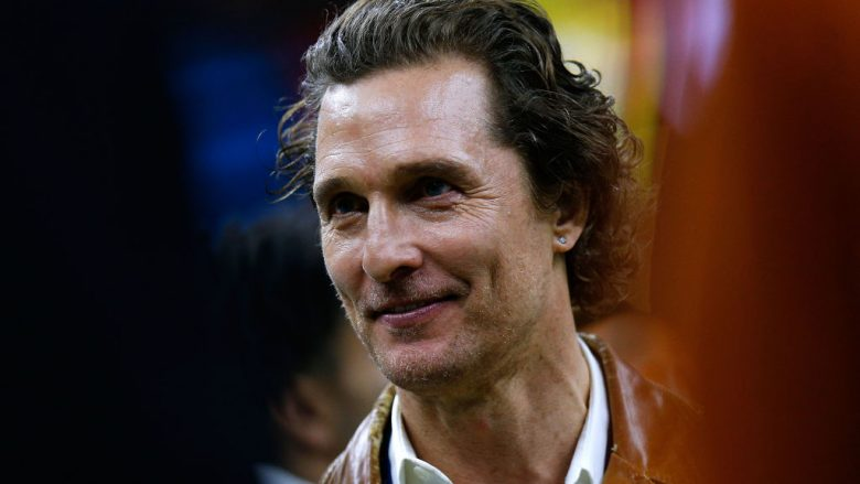 Matthew McConaughey  (Photo by Jonathan Bachman/Getty Images)