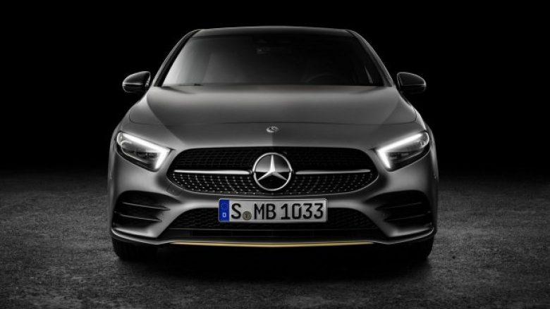 Mercedes planifikon modelin më të vogël A-Class