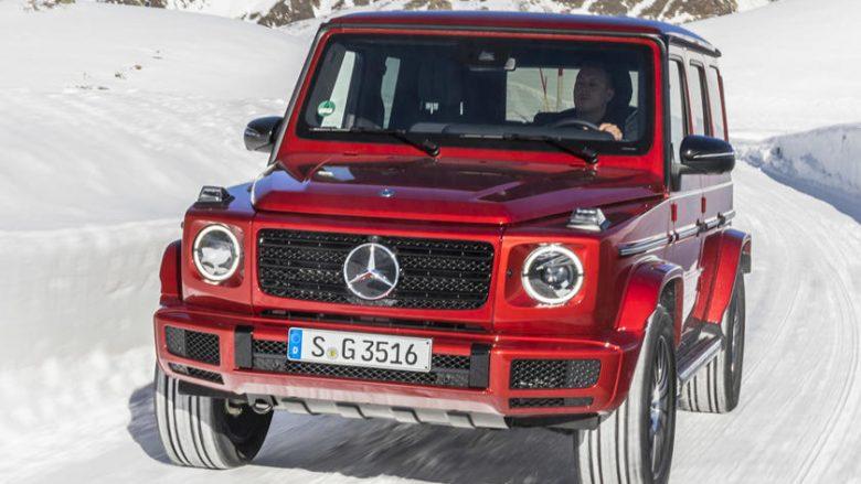 Mercedes G-Wagon më i lirë vetëm për tregun evropian (Foto)