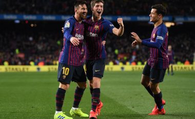 Messi: Te Barcelona luftojmë për gjithçka, në tre garat