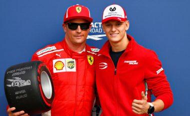 Djali i Schumacher, Mick po testohet nga Ferrari