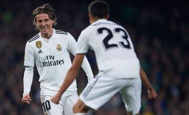Modric ia mbyll dyert Interit: Jam i lumtur te Reali, dua të qëndroj më gjatë