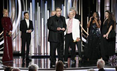 Çasti i pakëndshëm i Rami Malek në Golden Globes - u injorua në skenë nga Nicole Kidman