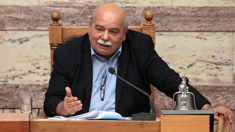 Voutsis: Marrëveshja e Prespës do të votohet nga fundi i javës së ardhshme