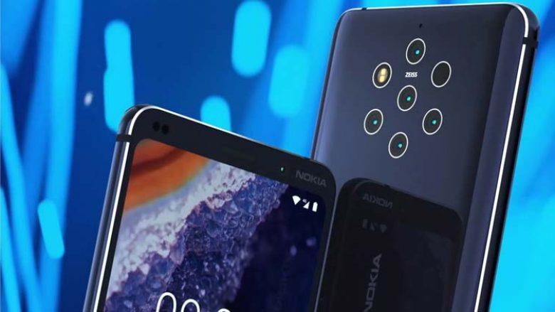 Nokia 9 PureView sjell 5 kamera, në fund të muajit tjetër