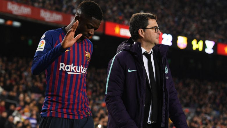 Ousmane Dembele (Foto: David Ramos/Getty Images/Guliver)