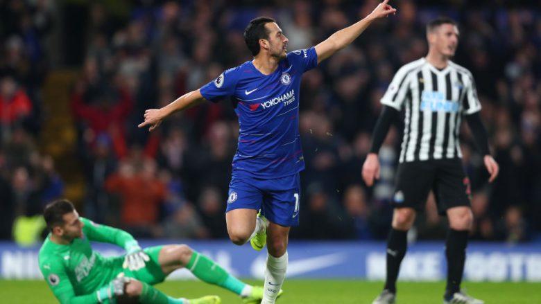 Chelsea 2-1 Newcastle, notat e lojtarëve