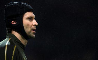 Petr Cech - klubet, trofetë dhe sukseset e portierit që pensionohet në fund të sezonit