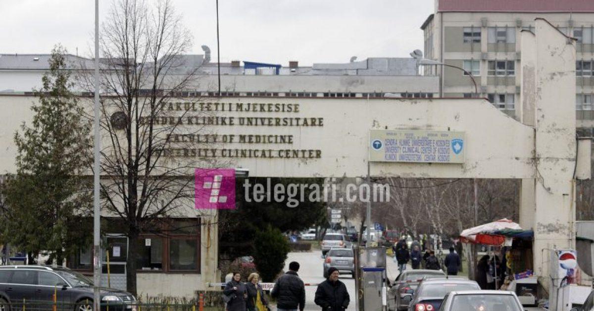 Aksidenti në Gjilan, gjendja e pacientes të shtrirë në QKUK vazhdon të jetë e rënduar