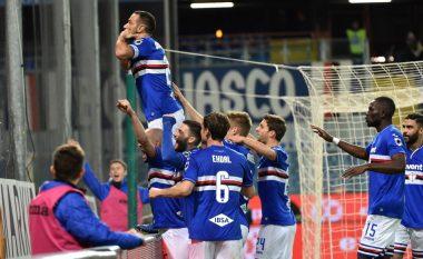 Quagliarella barazon rekordin 25-vjeçar të Batistutas në Serie A, shënon 11 ndeshje radhazi