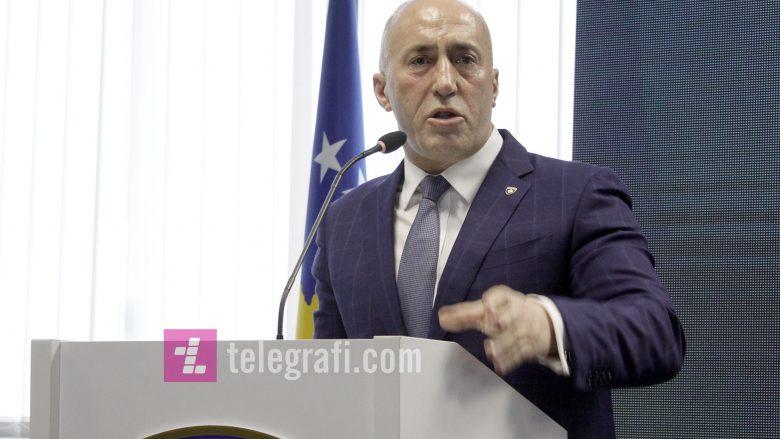 Haradinaj: Nuk do të hiqet taksa derisa njohja nga Serbia të mos jetë në tavolinë