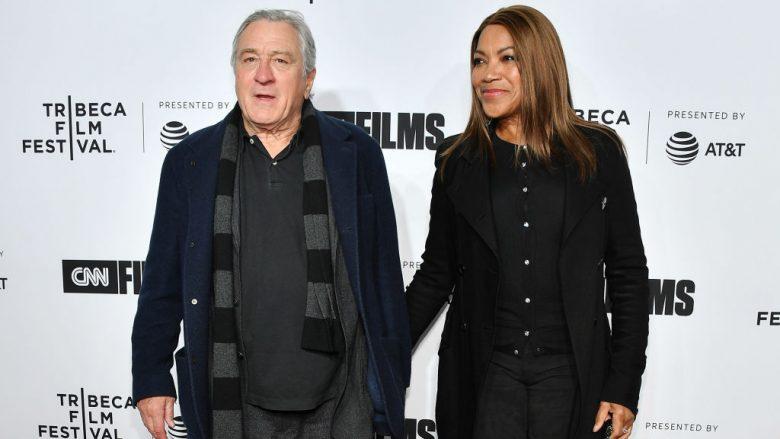 Robert De Niro dhe Grace Hightower  (Photo by Dia Dipasupil/Getty Images for Tribeca Film Festival)