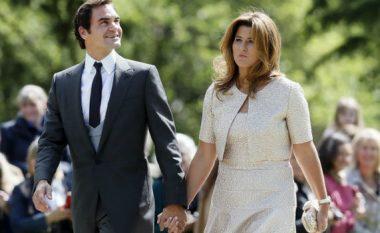 Federer flet rreth romancës së filluar para njëzet viteve me bashkëshorten e sotme, Mirkan