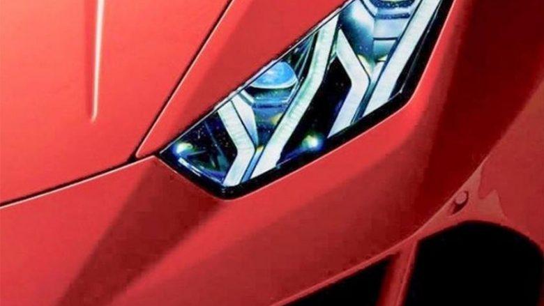Rrjedh imazhi që e tregon në tërësi Lamborghini Huracan Evo (Foto)