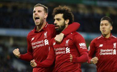 Liverpooli nuk gabon ndaj Brightonit, i kthehet fitores në Ligën Premier