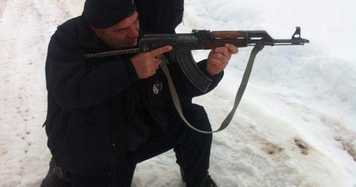 Vdes polici nga Istogu, Skënder Gorqaj