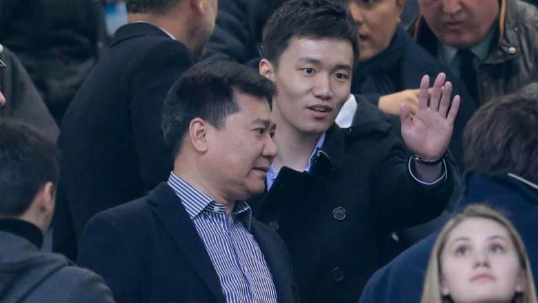 Zhang Jindong - Steven Zhang (Foto: Emilio Andreoli/Getty Images/Guliver)