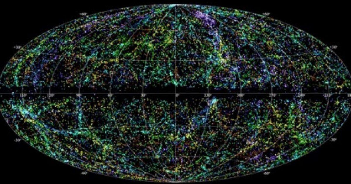 Sinjale misterioze arrijnë në Tokë