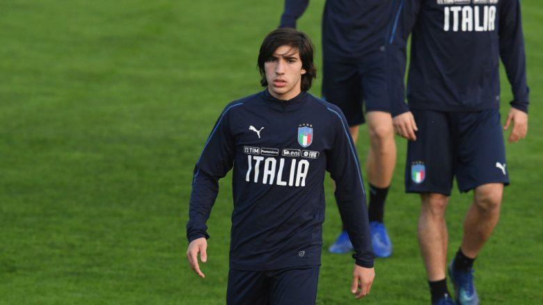 Sandro Tonali (Foto: Claudio Villa/Getty Images/Guliver)