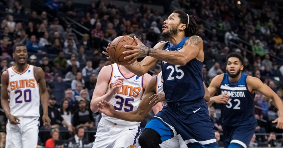 Derric Rose vendimtar në fitoren e Timberwolves, Clippers rikthehen te fitoret