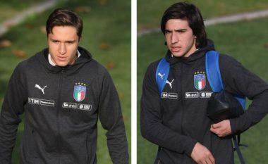 Juventusi dhe Interi në garë për dyshen e talentuar italiane