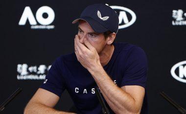 Ndoshta do ta shohim edhe në Wimbledon, por Andy Murray konfirmon: Nuk i duroj më dhimbjet, po pensionohem