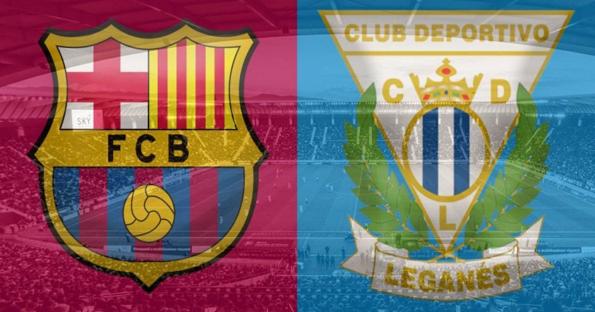 Barcelona – Leganes, formacionet zyrtare – Valverde me shumë ndryshime