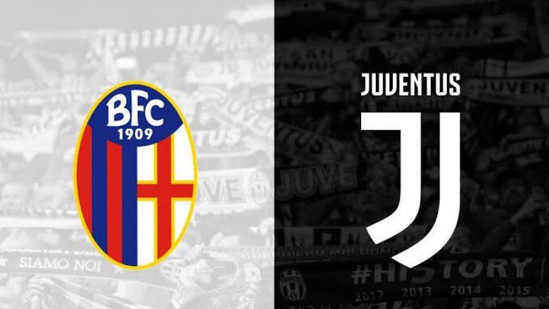Bologna – Juventus, formacionet zyrtare për Kupën e Italisë