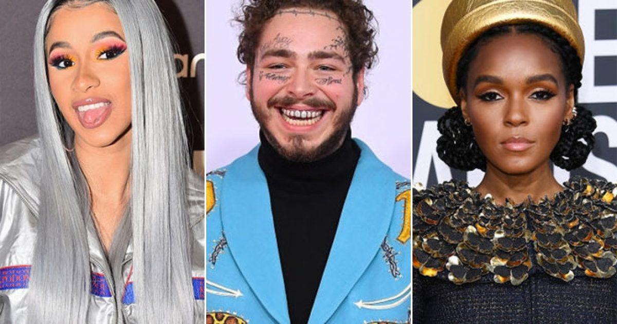 Cardi B, Post Malone dhe Janelle Monae do të performojnë në Grammy