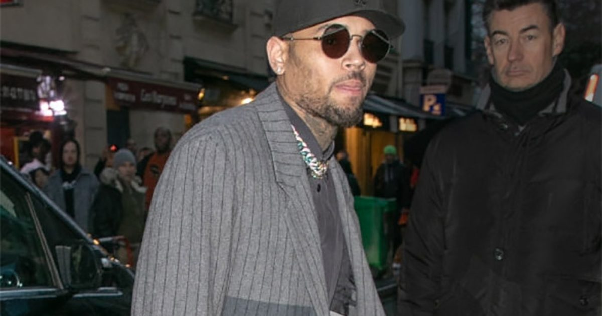 "Chris Brown xhiron klipin e ri ""Back 2 Love"" në Paris"